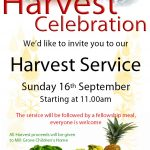 Celebrate Harvest With Us!