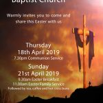 Celebrate Easter With Us!